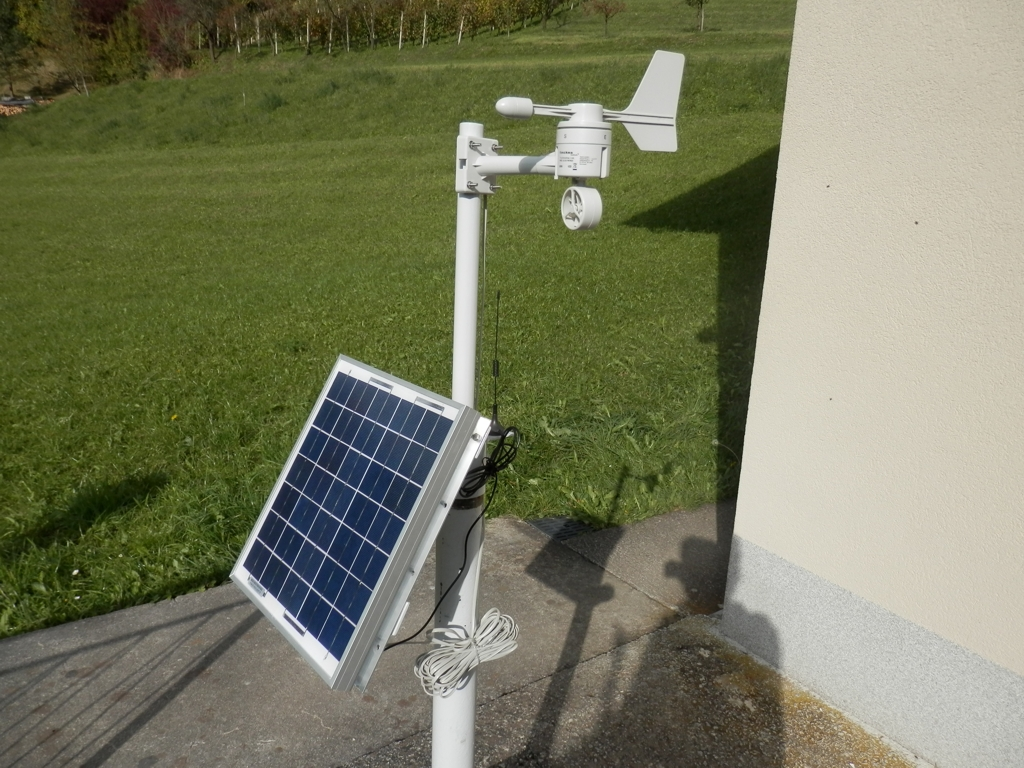 WIND-BOX AS SOLAR WEATHER STATION